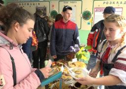Смілянські студенти влаштували ярмарок