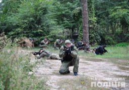 Черкаські спецпризначенці «прокачали» професійні навички