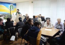 Активісти Нацкорпусу Сміли організували дискусійний клуб