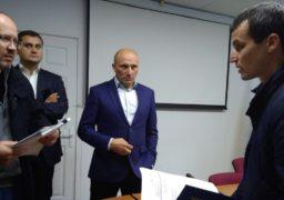 Непідозрюваного мера Черкас викликають на допит в обласну прокуратуру