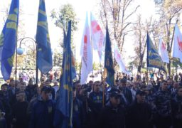 Черкащани вимагають звільнення прокурора Черкаської області