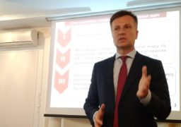 У Черкасах лідер «Справедливості» представив план відновлення миру