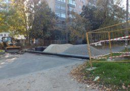 У Черкасах обмежено рух на одній з центральних вулиць