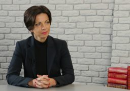 #ANTENNASTUDIO: заступник Міністра юстиції України Іванна Смачило