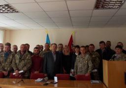 У День захисника 80 атовців Черкащини отримали земельні ділянки
