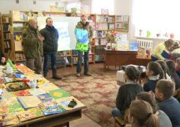 У Смілянській дитячій центральній бібліотеці відбулася зустріч з учасниками Революції Гідності і Свободи