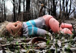 Моторошна знахідка: у Черкасах знайшли коробку з-під взуття з тілом немовляти