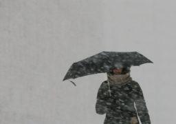26 та 27 листопада очікується ускладнення погодних умов