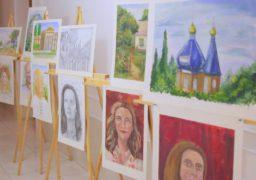 У Черкасах визначили кращих серед юних художників