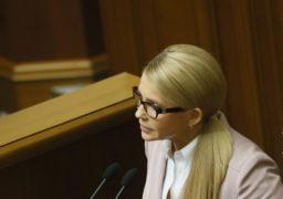 На момент початку президентських перегонів Тимошенко ледь не вдвічі випереджає Порошенка за результатами соціологічних досліджень. На другому місці Зеленський