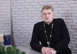 Звернення медичного капелана Ігоря Лєсова