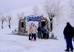 В Черкасах відкрили льодову арену