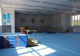 У новій спортивній залі заборонили проводити заняття