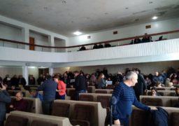 Сесія Черкаської міськради перетворилась на піар-акцію опозиціонерів