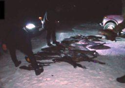 Черкаськими  правоохоронцями на Дніпрі затримано зухвалих браконьєрів