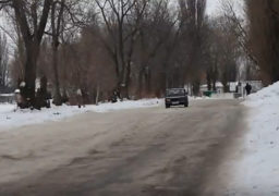 Як черкаські водії вулицею Сурікова їздять