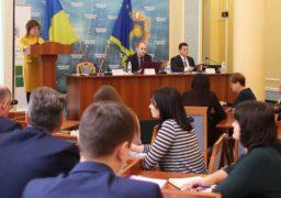 У Черкасах підбили підсумки роботи ГУ Пенсійного фонду України в Черкаській області за минулий рік