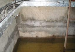 У Золотоноші затопило підвальне приміщення гімназії