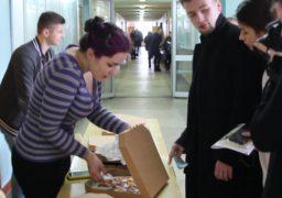 Студенти ЧНУ збирали кошти на благодійність