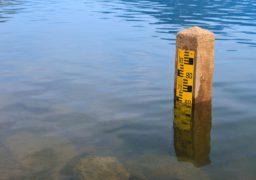 У період весняного водопілля досягнення небезпечно високого рівня води на річках не очікується