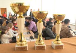 У Смілі відбувся шаховий турнір на Кубок «Сміламаш»