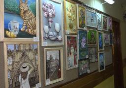 У Смілянській дитячій школі представили експозицію творів об'ємного образотворчого мистецтва
