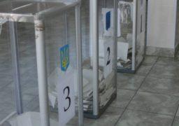 На 79-й дільниці в центрі Черкас порушень не зафіксовано