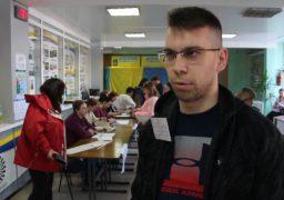 Станом на 17.00 на дільниці №711082 (Манеж) проголосували понад 50% виборців