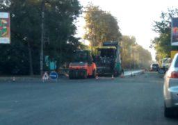 У Черкасах розпочався поточний ремонт доріг