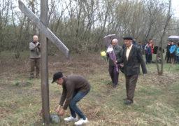 У Смілі вшанували жертв концтабору «Шталаг 345», розташованого в роки Другої світової на території міста