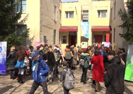 У Смілянському промислово-економічному коледжі пройшовДень відкритих дверей