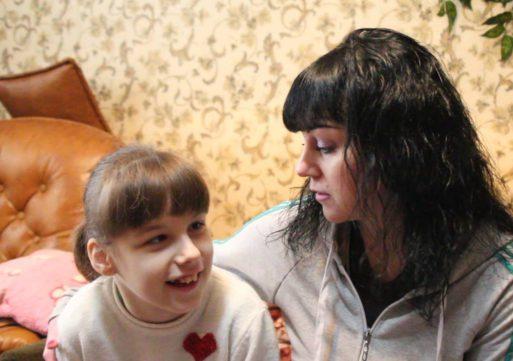 10-річній Вікторії Слободяник, хворій на ДЦП, терміново необхідна допомога на операцію