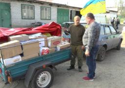 І в свята, і в будні волонтери прямують на схід України