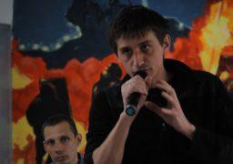У Черкасах відбулася зустріч з авторами – учасниками російсько-української війни
