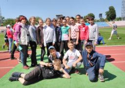 7-8 травня у Черкасах проходили змагання серед школярів «Старти надій»