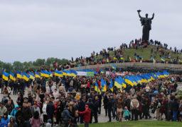 У Черкасах відзначили День пам'яті і примирення та День перемоги над нацизмом у Другій світовій війні