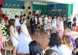 27 травня у житті молодших гімназистів Сміли відбулася найголовніша подія року – випуск із молодшої школи