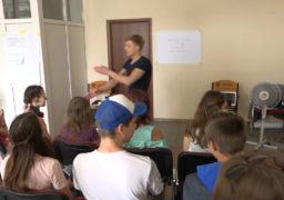 У Смілі працює Школа волонтерів