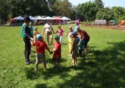 До Дня захисту дітей виконавча служба організувала свято для дітей-сиріт