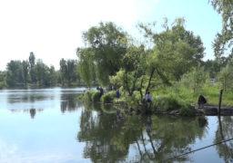 Графське озеро у Смілі вже вдруге стало місцем проведення дитячого фестивалю з рибальства
