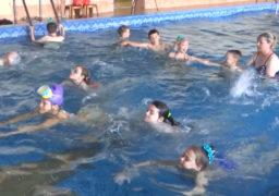 Вміти плавати – корисна навичка
