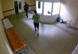 У Черкасах пограбували операційну Третьої міської лікарні