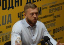 Дмитро Кухарчук викликав Любов Шпак на дебати