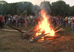 Івана Купала святкувала Кам'янська громада
