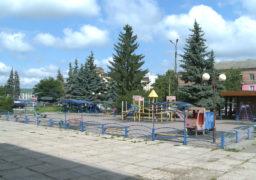 Дитячий майданчик у центрі Сміли скоро зміниться