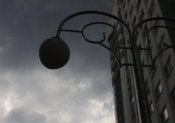 У Черкасах освітили тротуар з парного боку вулиці Святотроїцька від бульвару Шевченка до вулиці Благовісна за кошти Громадського бюджету