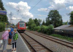 Німецькі канікули очима черкаського журналіста (приміські електрички)