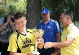 Вперше у Смілі відбувся Кубок з пляжного футболу серед дітей до 14 років