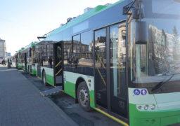 11 вересня з 10-ї до 15-ї тролейбуси №1, 1а, 3 та 7а рухатимуться за зміненими маршрутами