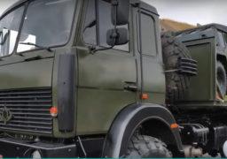 Біля підніжжя Пагорбу Слави рятувальники організували для черкасців виставку спеціальної техніки